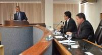 Segurança Pública é destaque em sessão da Câmara de Palmas