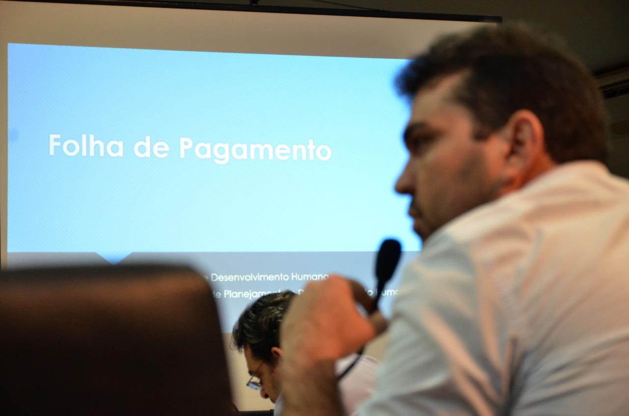 Servidores Públicos são pauta da última reunião temática sobre a LDO de Palmas