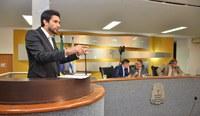 Andrino propõe criação de Comissão para estudar revisões na Lei Orgânica e no Regimento Interno