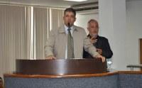 Vereador Milton Neris retorna à Câmara de Palmas após licença médica