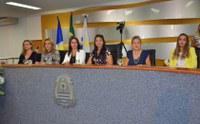 Vereadoras solicitam instalação de delegacias da mulher nos distritos de Taquaruçu e Buritirana