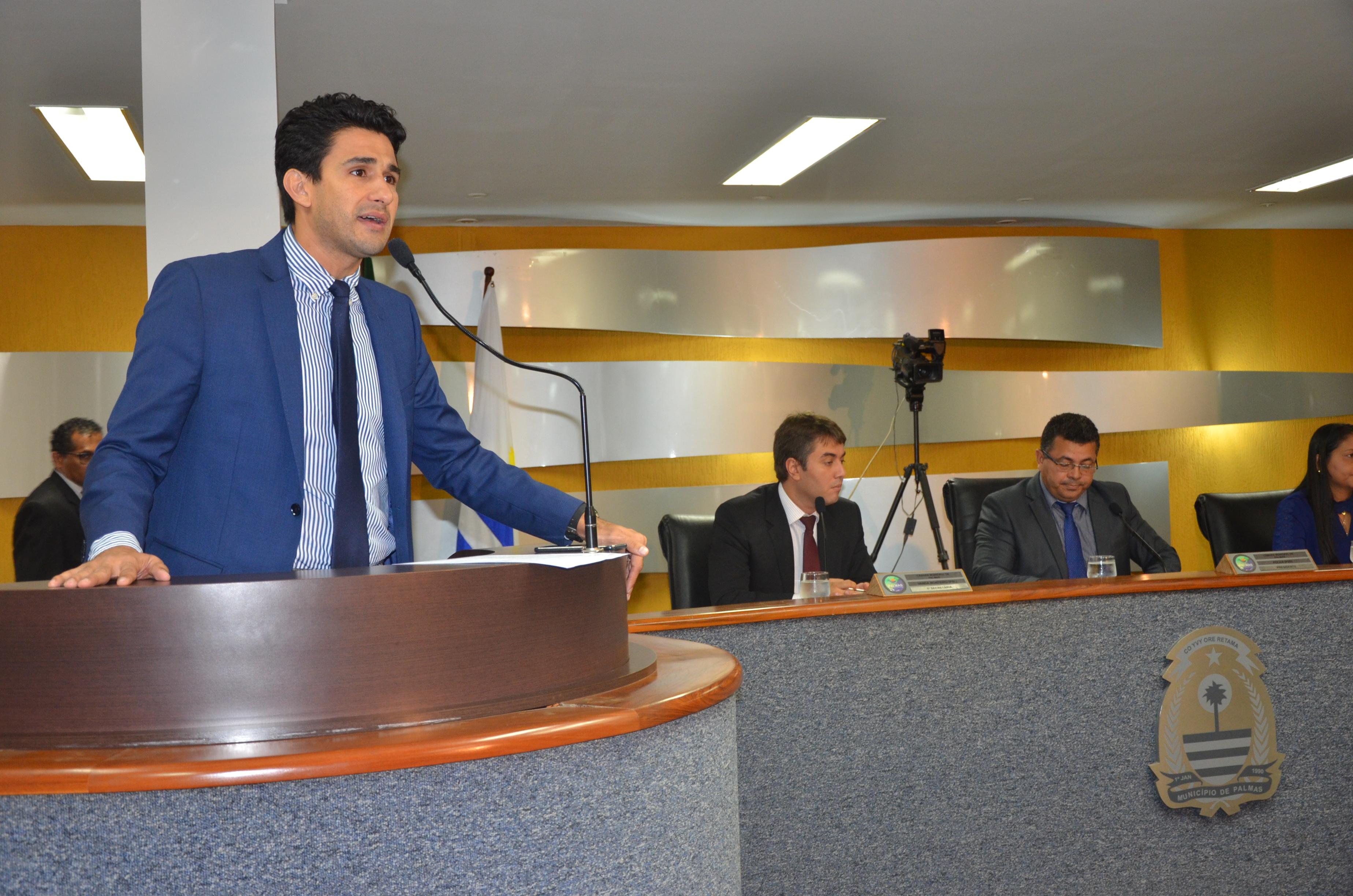 Vereadores aprovam projeto que prevê criação de áreas para prática de ciclismo em Palmas
