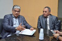 Vereadores discutem liberação de empréstimo para obras na Capital