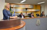 Violência contra a mulher e coleta de lixo na capital são debatidos em sessão